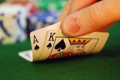 If you want to employ tactics such as bluffing, then we recommend you wager in an online poker room. Most, if not all, casino poker games are played against