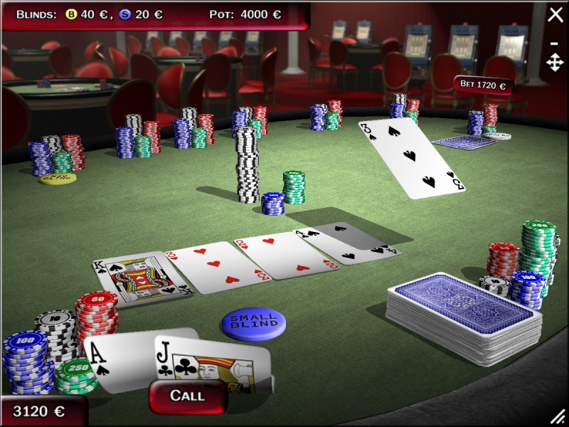All poker sites list